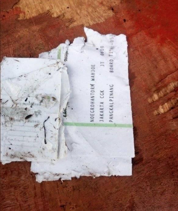Se estrella avión de pasajeros tras despegar de aeropuerto — Lion Air