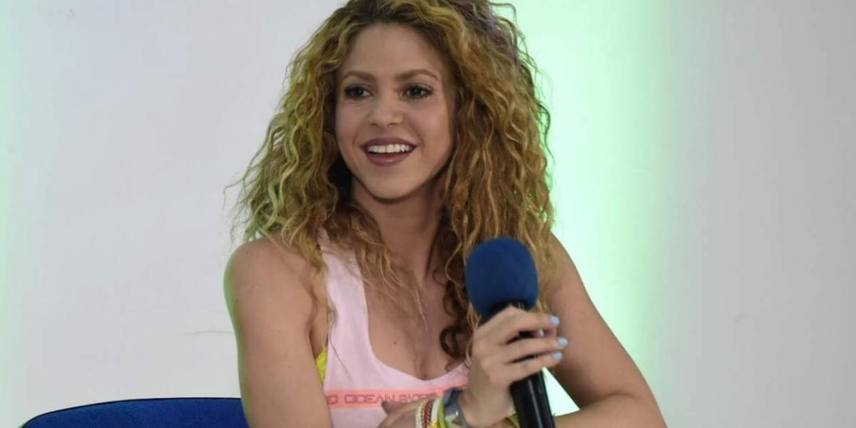 Shakira inaugurará colegio en Barranquilla auspiciado por la Fundación Barça