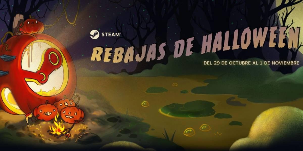 ¡Ya comenzó la venta especial de Halloween en Steam!