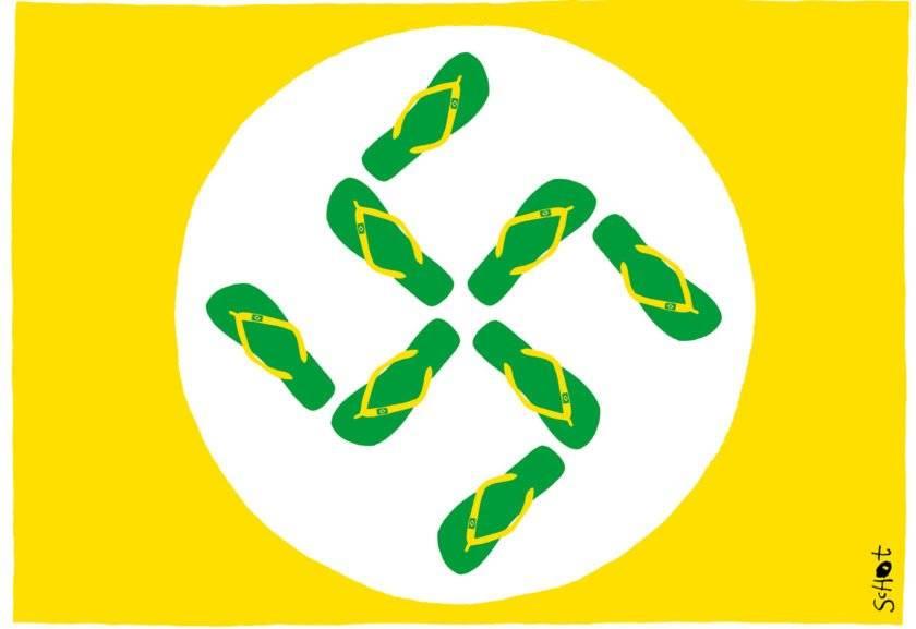 suástica brasileira