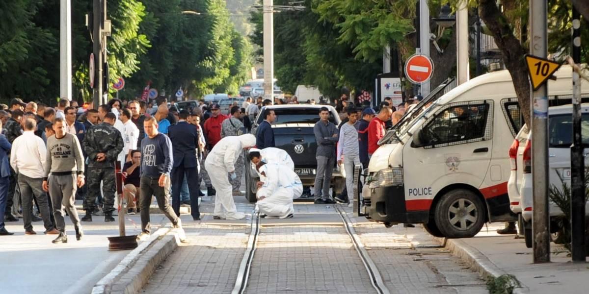 Ataque suicida en Túnez deja nueve heridos; presunto involucrado es detenido