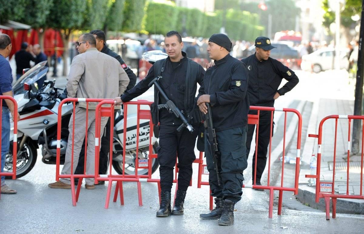 Ataque suicida en Túnez Foto: EFE