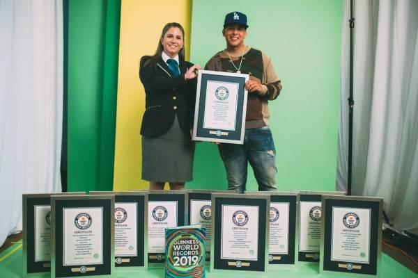 Guinness de Daddy Yankee