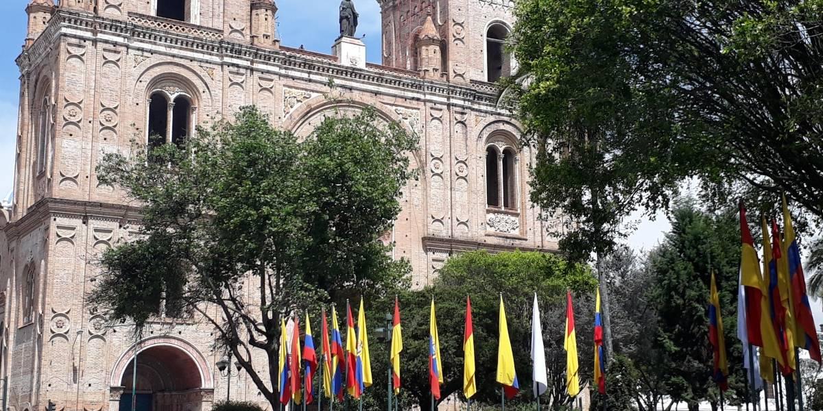 Cuenca celebra sus fiestas de Independencia