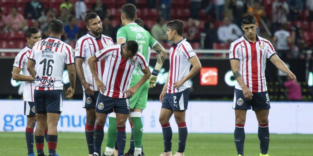 Chivas tendrá una larga pausa si no califica a Liguilla
