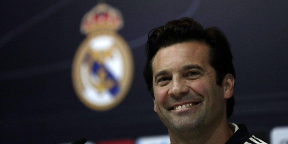 Solari, con el objetivo claro: revivir al Real Madrid