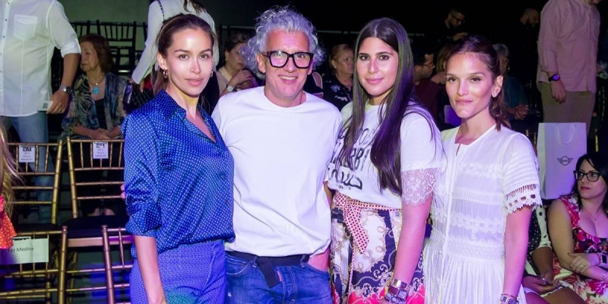 #TeVimosEn: Firma de moda Jusef Sánchez deslumbra con su colección SS19