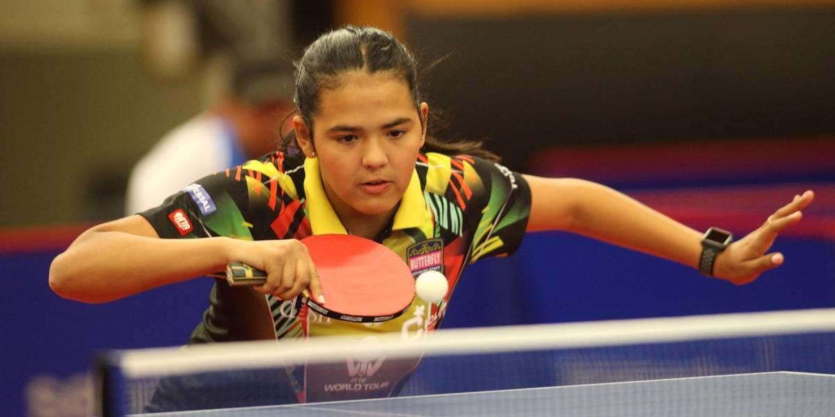 Quieren que Adriana Díaz practique en Rusia
