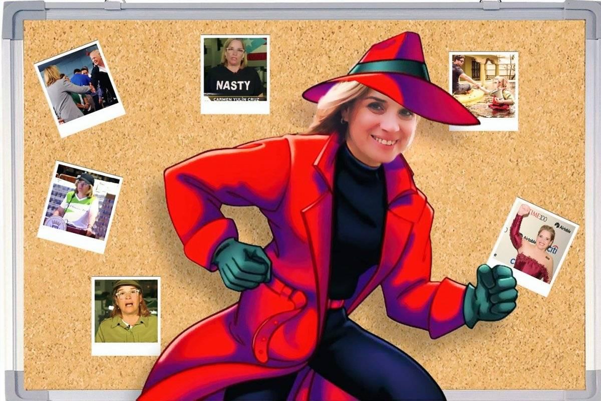 Carmen Yulin Sandiego