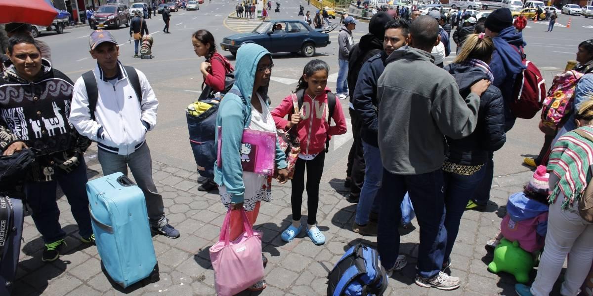 Se renueva estado emergencia en tres provincias por migración venezolana