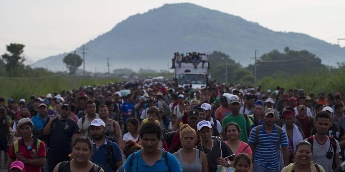 Trump manda más soldados a la frontera que a combatir a Siria