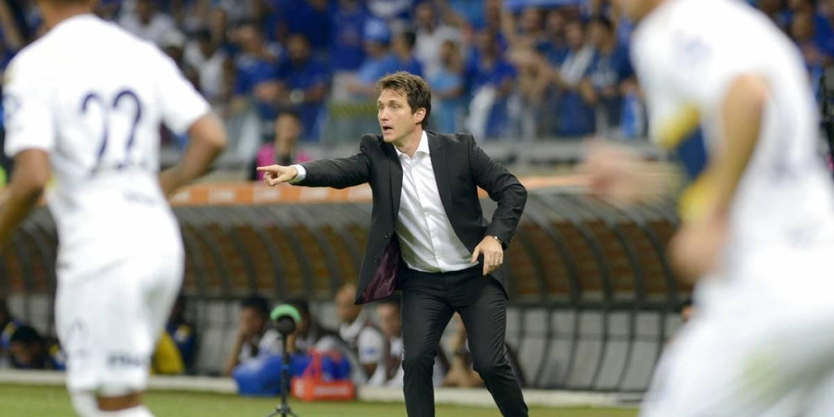 Copa Libertadores: la coincidente sanción a los entrenadores de River y Boca