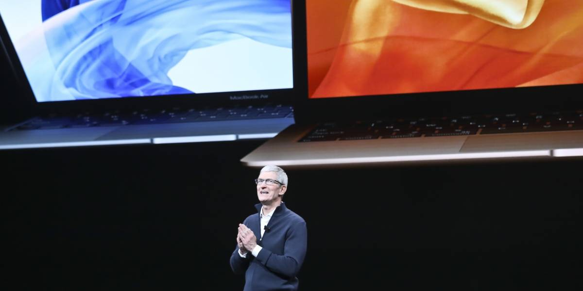 Apple anuncia nueva iPad Pro y MacBook Air