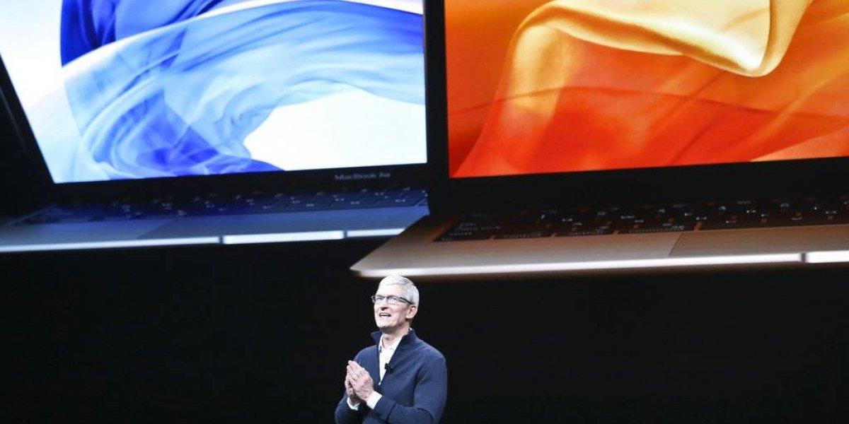Apple lanza modelos de iPad y Mac