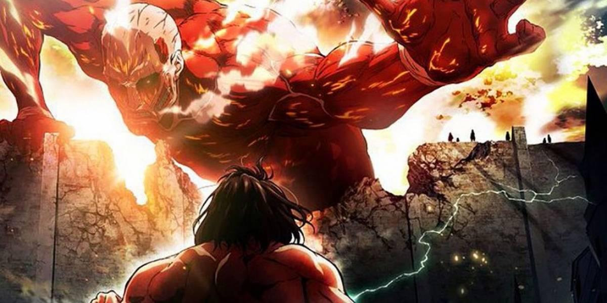 Attack on Titan tendrá una película de Warner Bros y estará a cargo del director de IT
