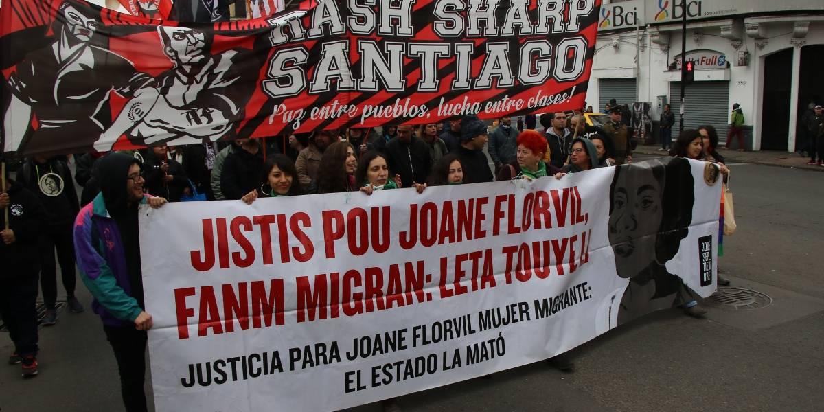 "Familia de Joane Florvil demanda por ""Ley Zamudio"" a alcalde de Lo Prado"