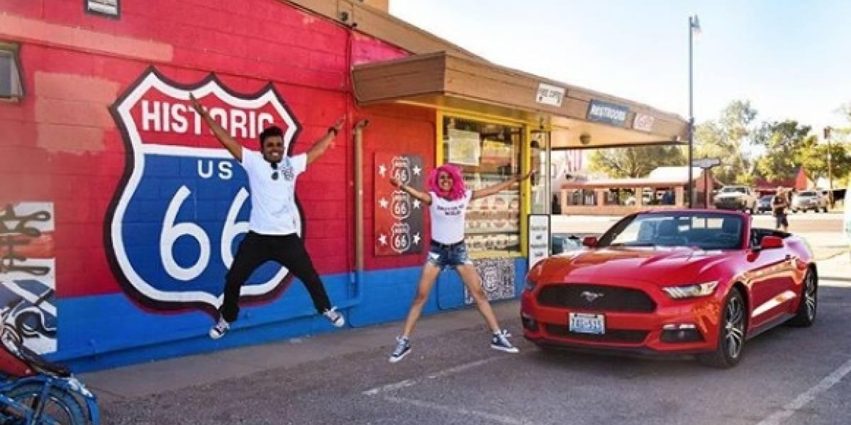 Pareja muere en California tras caer al abismo por una selfie
