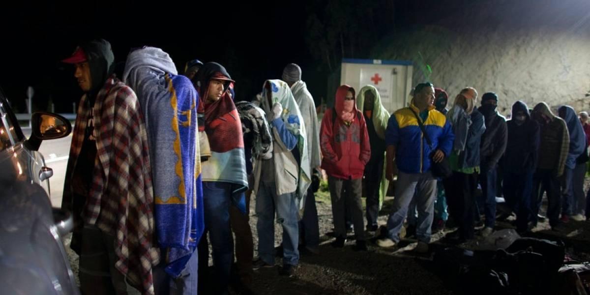 Migrantes venezolanos atacados en Colombia y uno falleció tras linchamiento