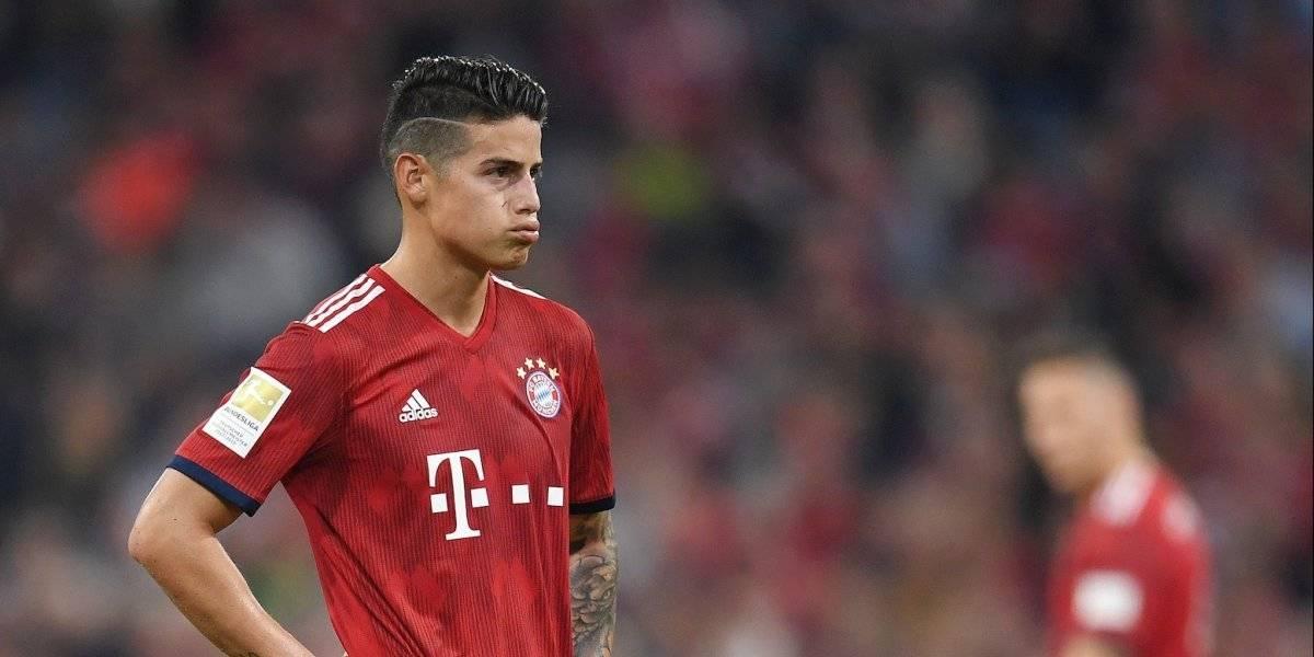 Figura importante en el Bayern Múnich le aconseja a James que se vaya