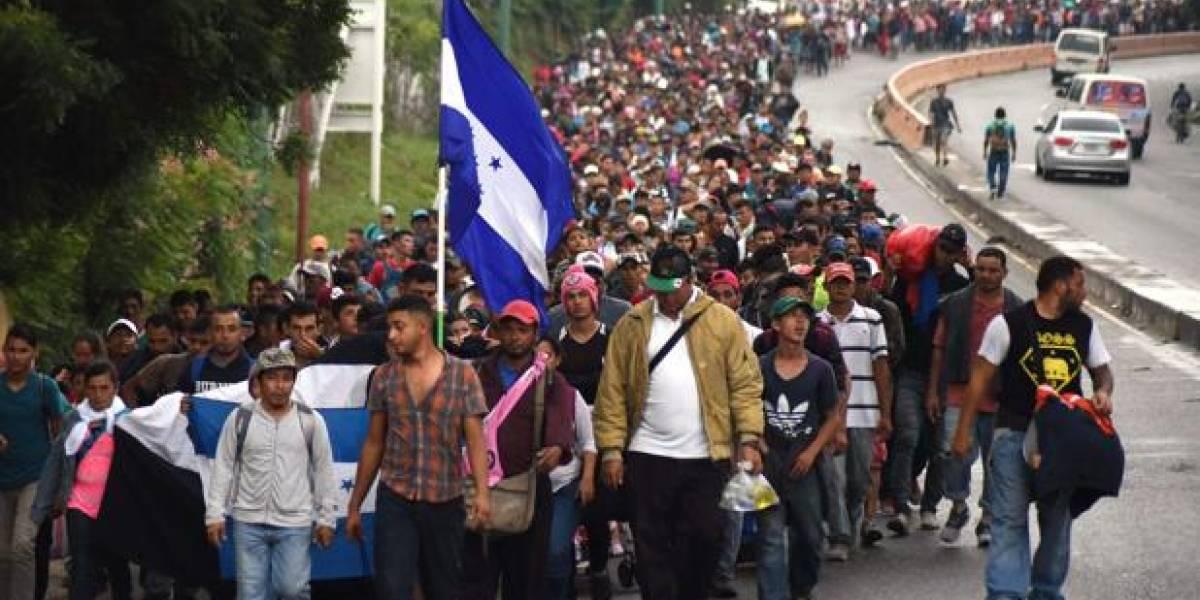 """Trump militariza la frontera en su """"guerra"""" contra la inmigración"""