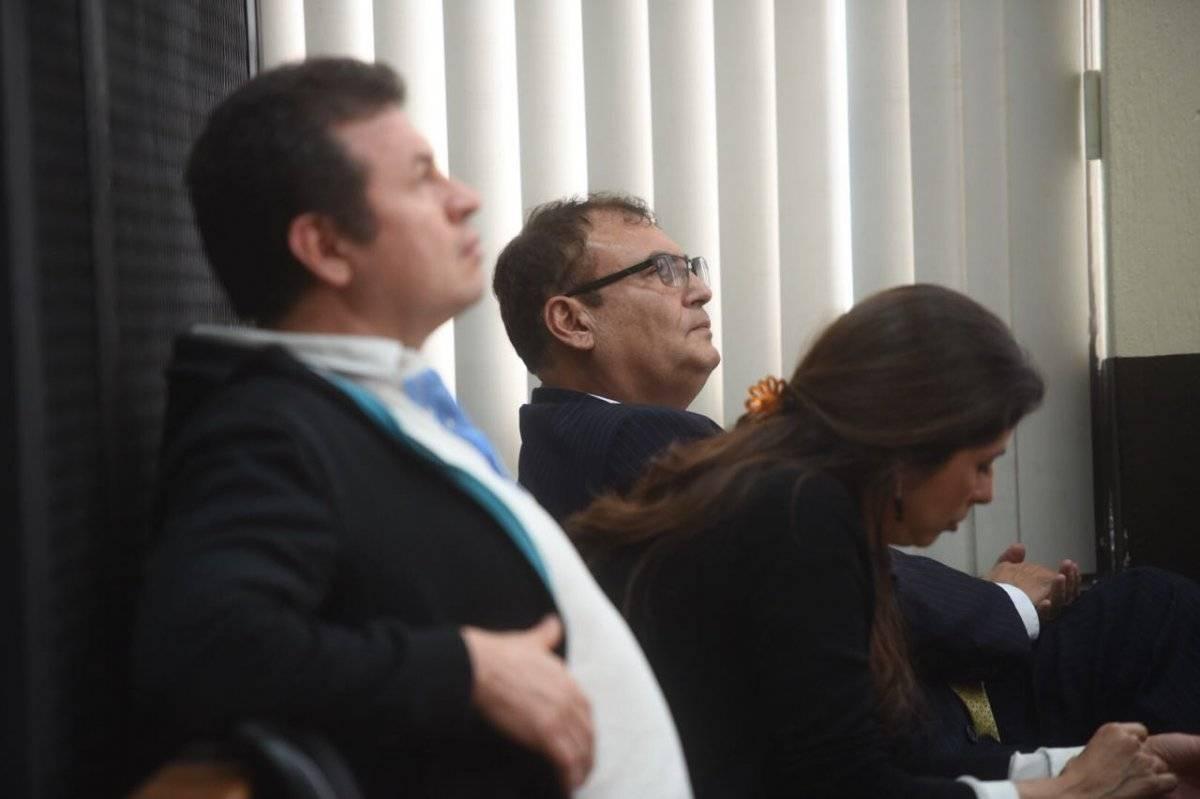 """Tres son acusados por la CICIG en el caso """"Comisiones paralelas"""". Foto: Publinews"""
