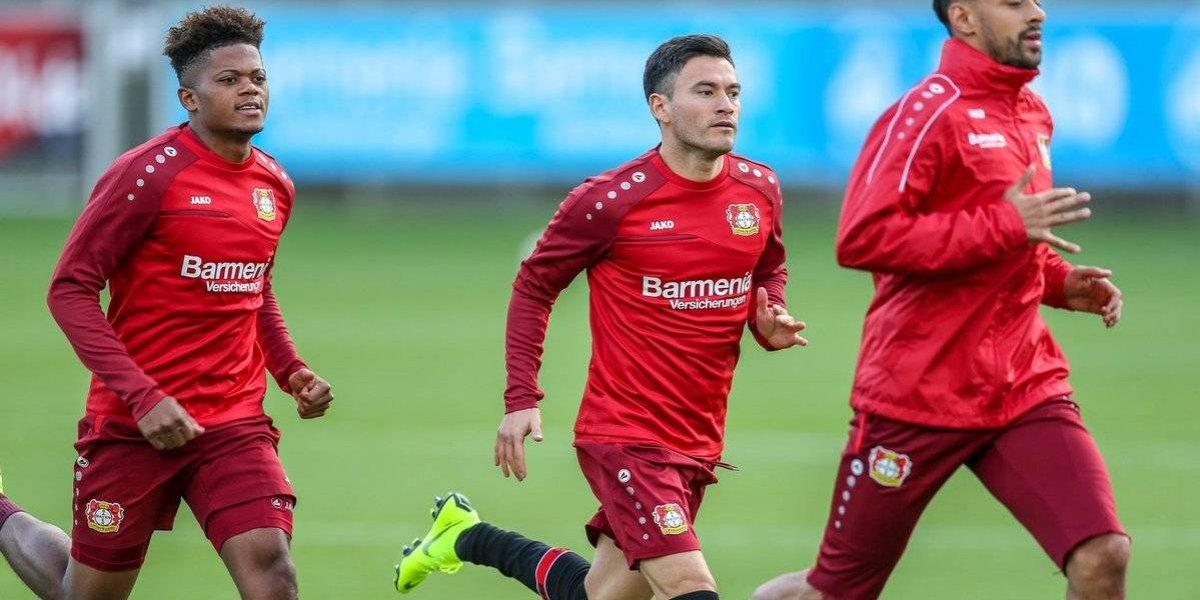 Atención Rueda: Charles Aránguiz se recupera y ya está disponible para jugar en Bayer Leverkusen