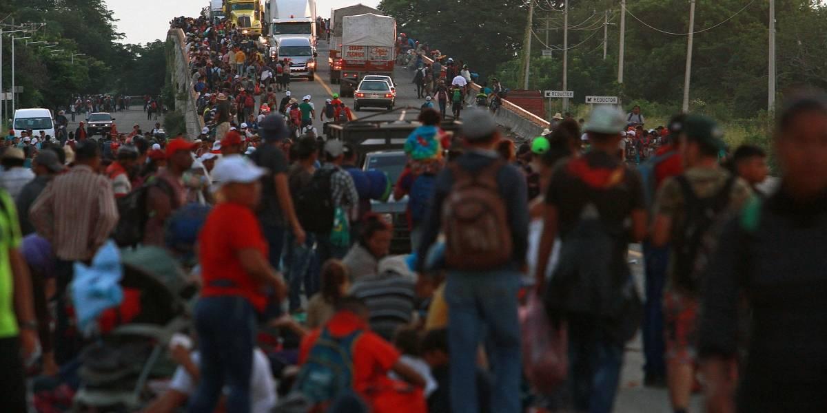 """""""Comisión del éxodo"""", el colectivo que representa intereses de migrantes"""
