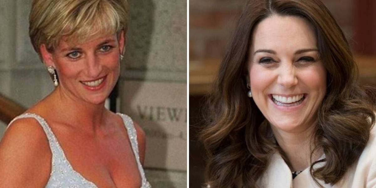 Linda homenagem! Kate Middleton usou tiara favorita da princesa Diana