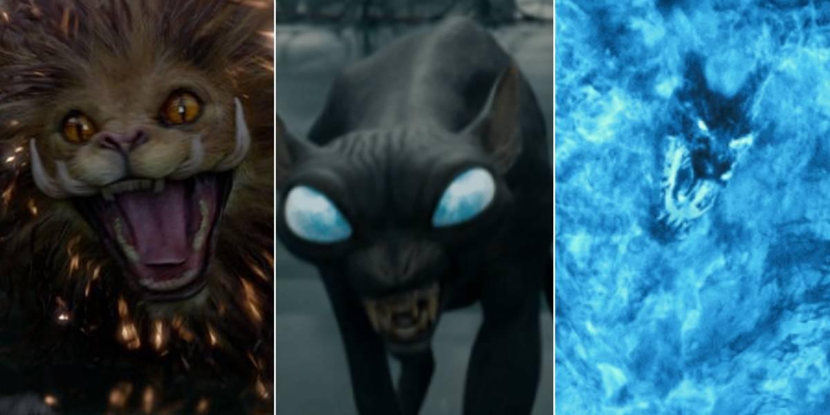 Animais Fantásticos 2: As antigas e novas criaturas que veremos em 'Os Crimes de Grindelwald'