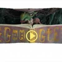 Doodle de Google de Halloween a través de los años