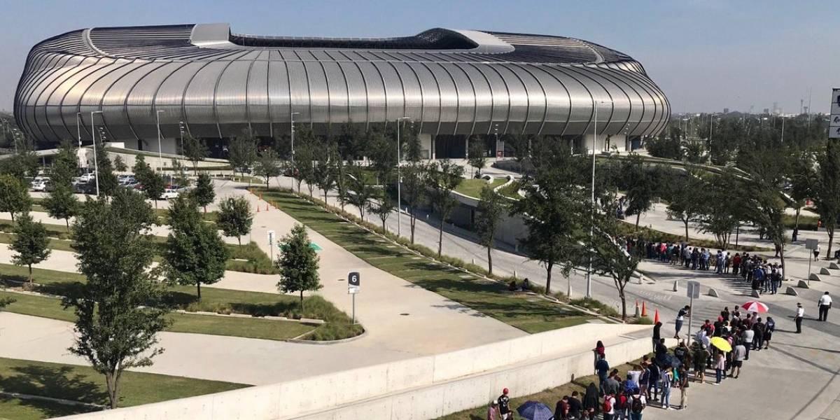 Se desata locura por boletos para Final de Copa MX entre Rayados y Cruz Azul