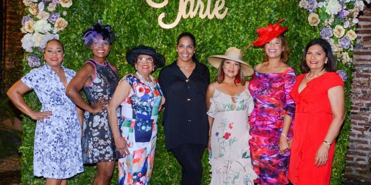 #TeVimosEn: Michelle Reynoso engalana las pasarelas de DM con su muestrario Tarté Spring-Summer'19