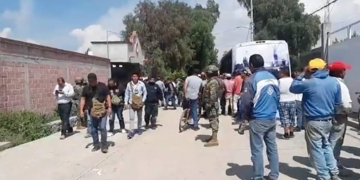 CJNG, detrás de enfrentamiento que dejó 3 muertos en Texcoco: Fiscalía