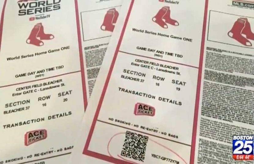 FAIL: Publicó sus boletos en Instagram y le terminaron robando la entrada
