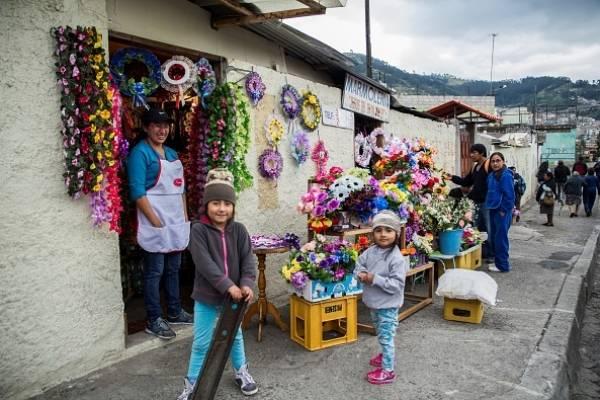 Feriado en Ecuador, una fecha para recordar a los difuntos