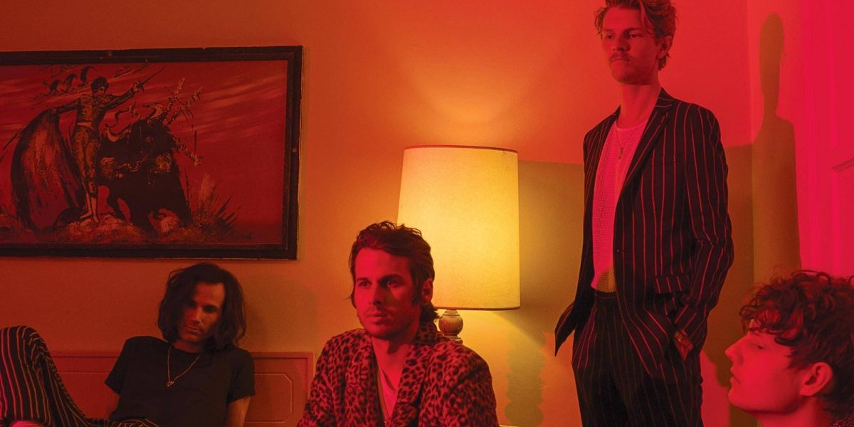 """Sean Cimino, guitarrista de Foster the People: """"No entiendo el objetivo de la crítica musical"""""""