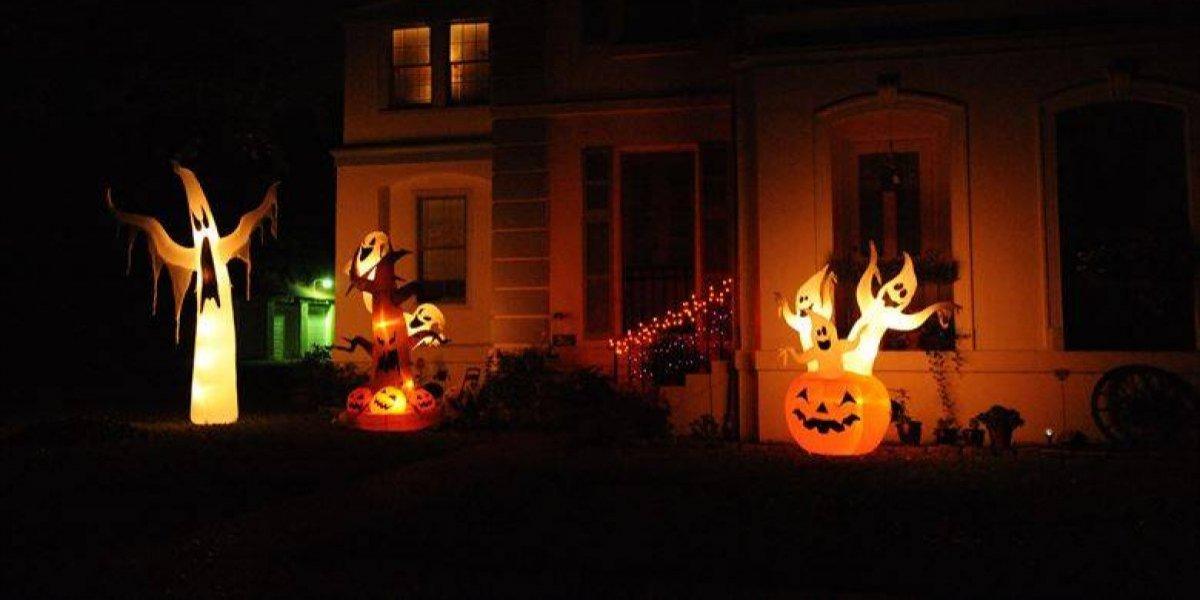 Alerta a la precaución durante celebración de Halloween