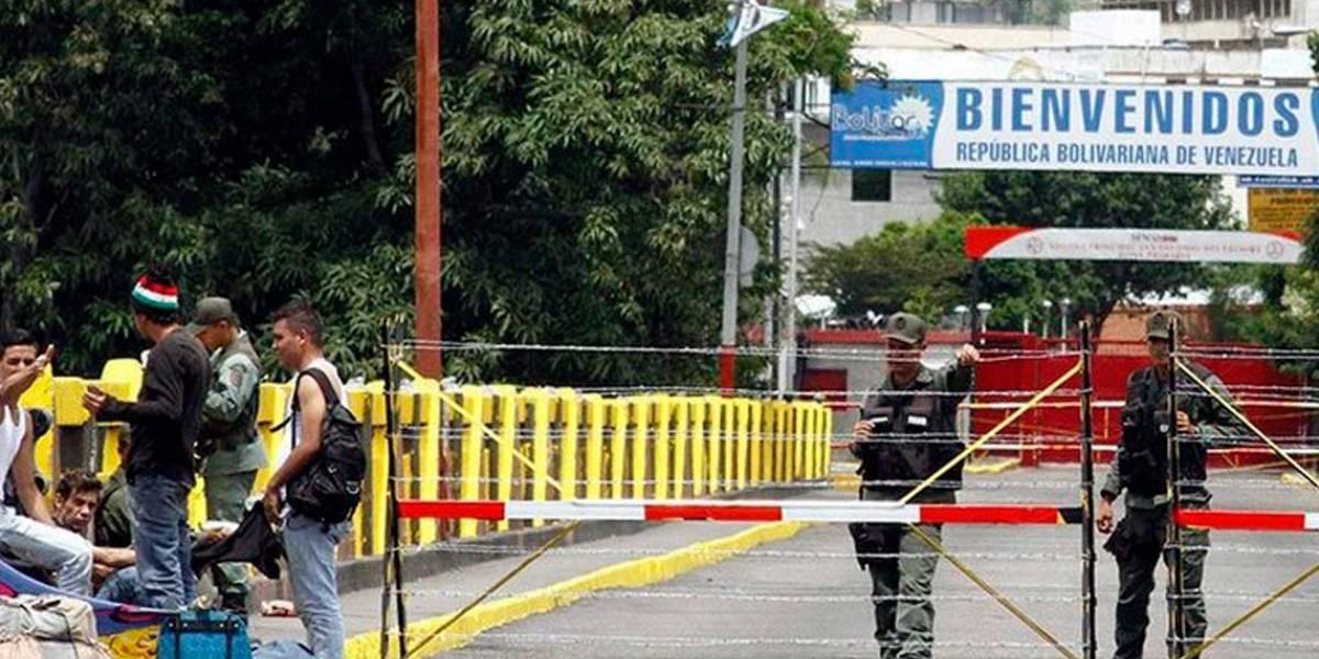 Venezuela cierra su frontera con Colombia por brote de fiebre aftosa