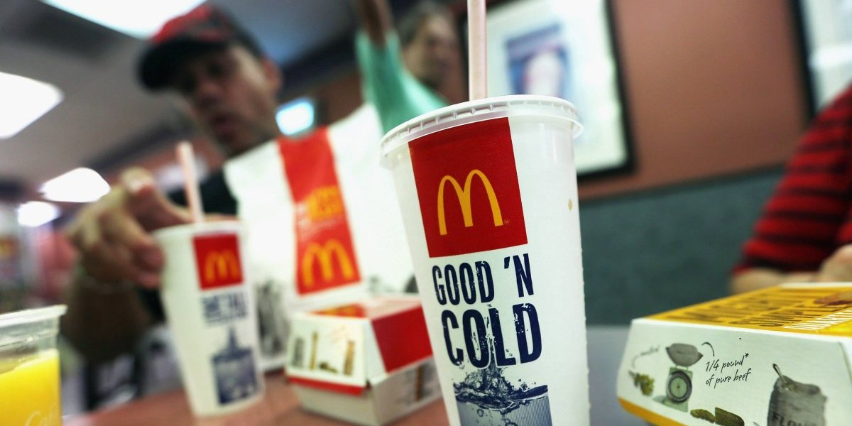 McDonald's no entregará sorbetos de plástico para bebidas en Puerto Rico