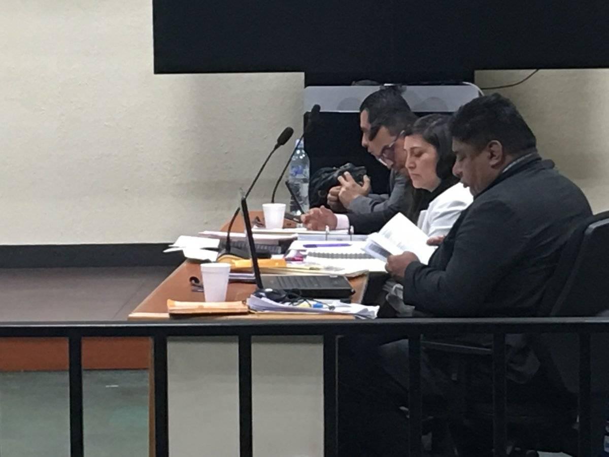 PGN será querellante por la muerte de Patricia Yuceli Morales. Foto: Jerson Ramos