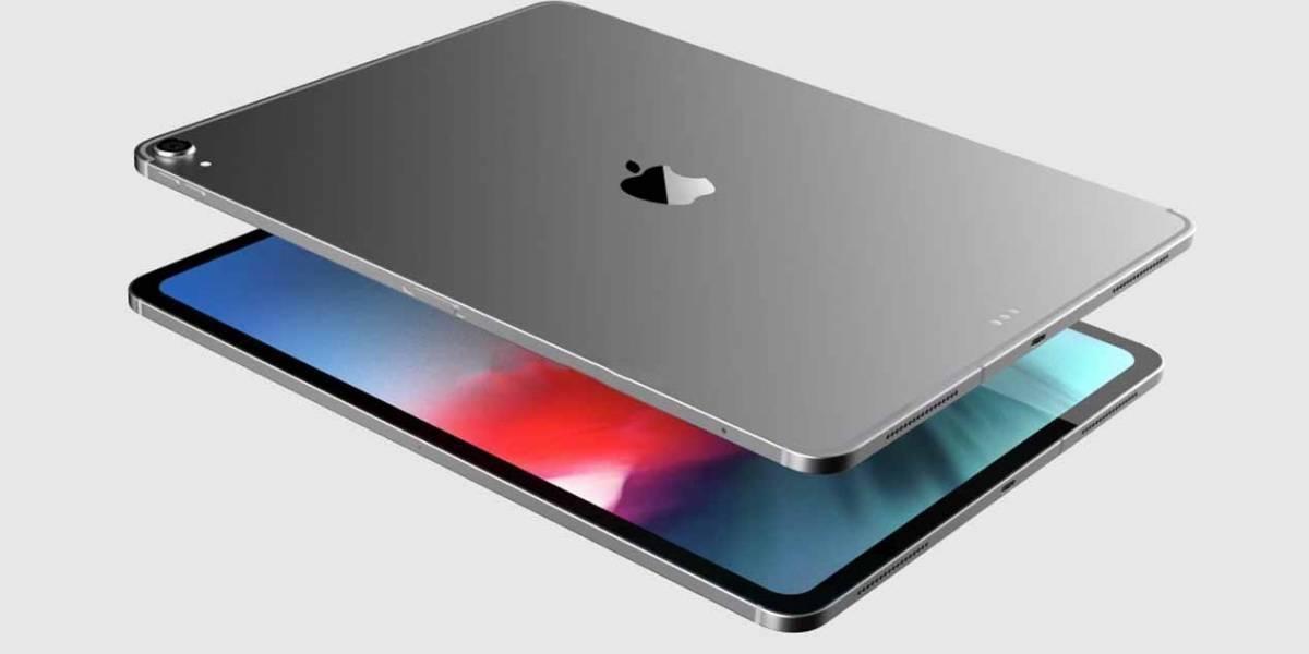 iPad Pro dice adiós a sus márgenes y agrega Face ID
