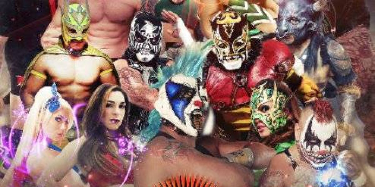 Triple A y Facebook Watch presentan 'Lucha Capital'
