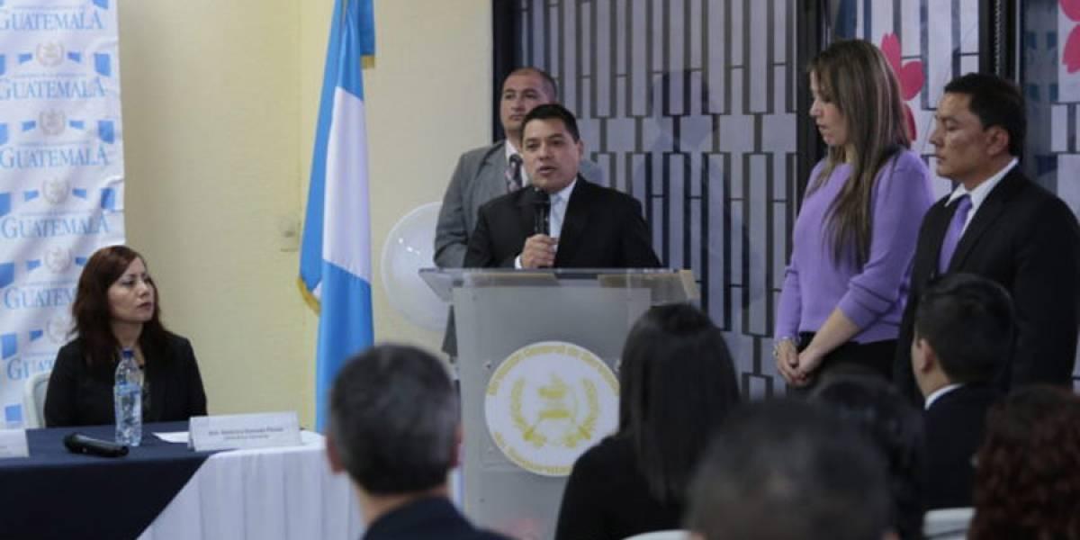 Exhortan a viceministro de Gobernación a presentarse ante la justicia