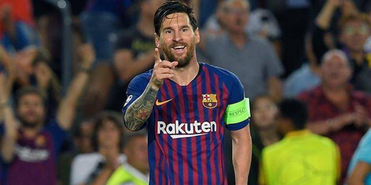 La Liga de España propone crear un trofeo Messi al MVP de temporada