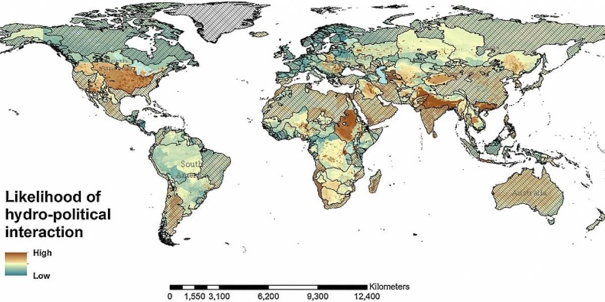 ¿Se acercan las guerras por el agua?