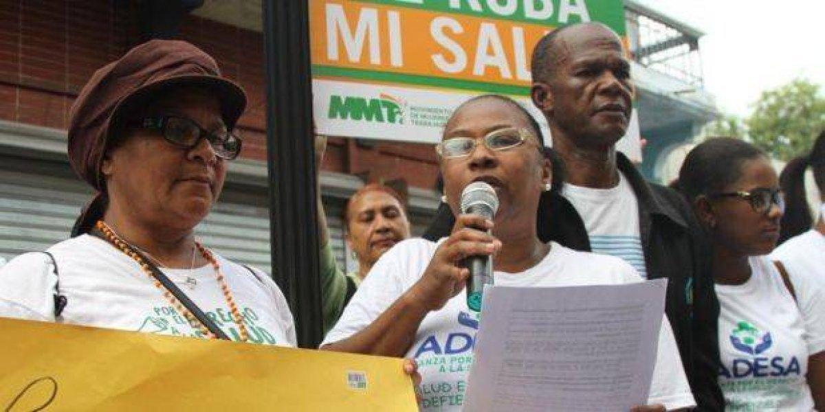 Convocan parada cívica frente Congreso para exigir mayor presupuesto en salud