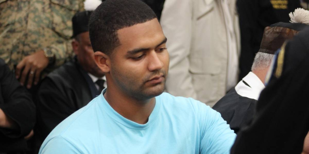 Marlon pide conclusión del juicio sea justa y sin suposiciones