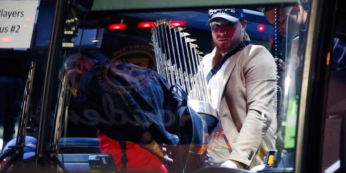Los Medias Rojas renuevan al pitcher Chris Sale para 2019