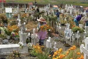 Ofrendas Día de Muertos
