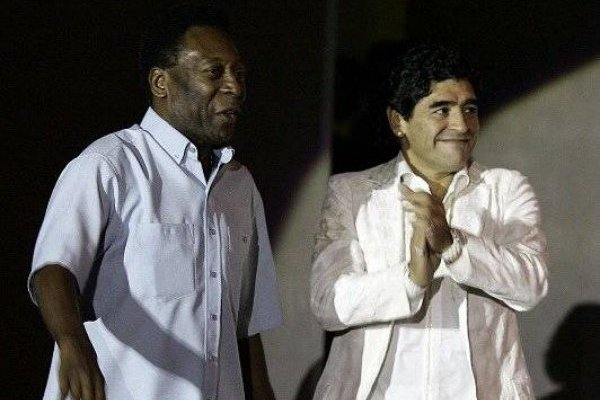 Maradona-Pelé